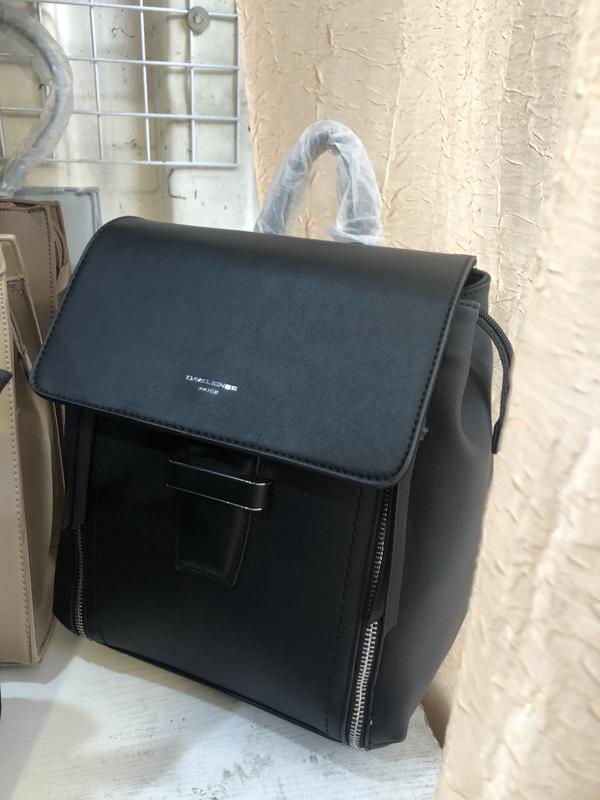 Новый рюкзак david jones - Фото 4