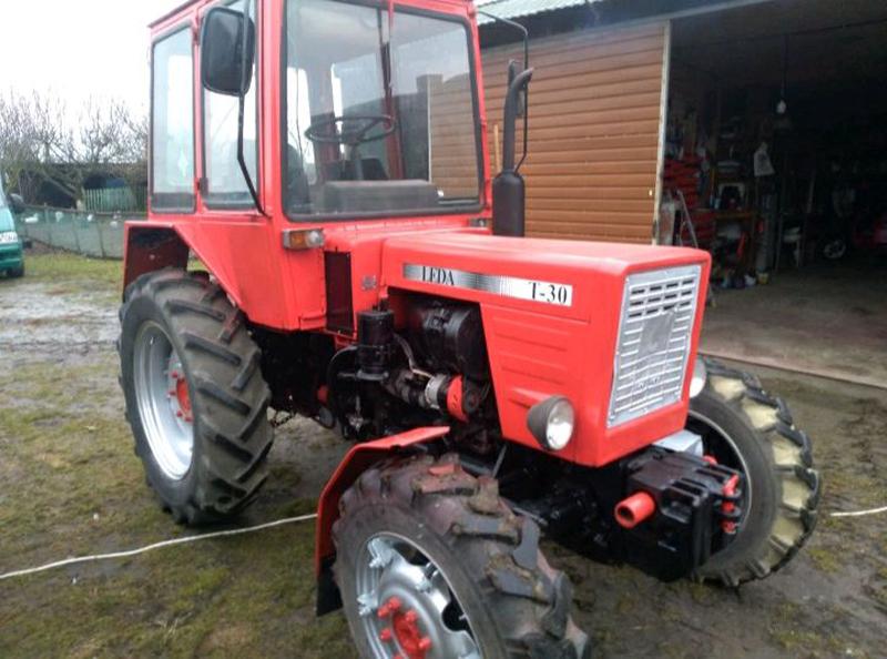 Трактор Владимирец Т 30