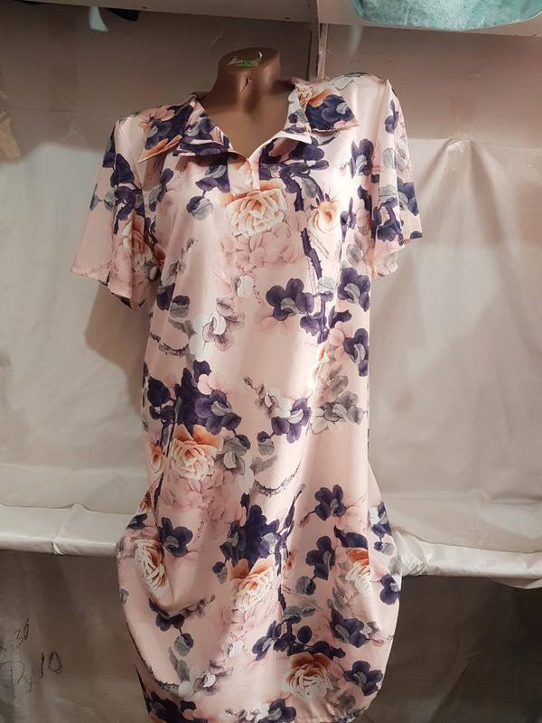 Туника-платье качество!р 44-46 распродажа