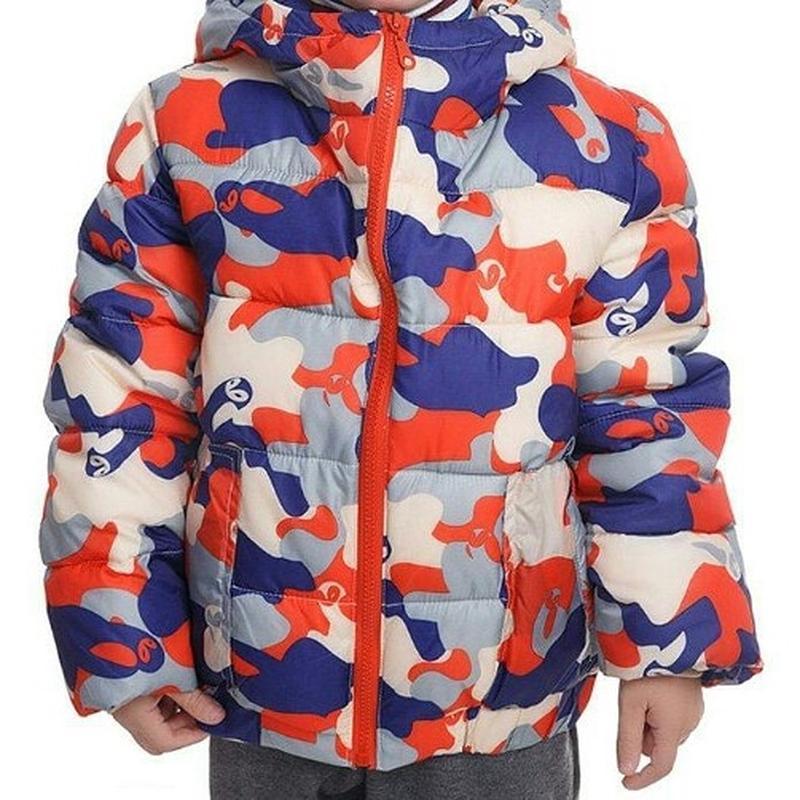 Куртки детские акция р 4-8 лет