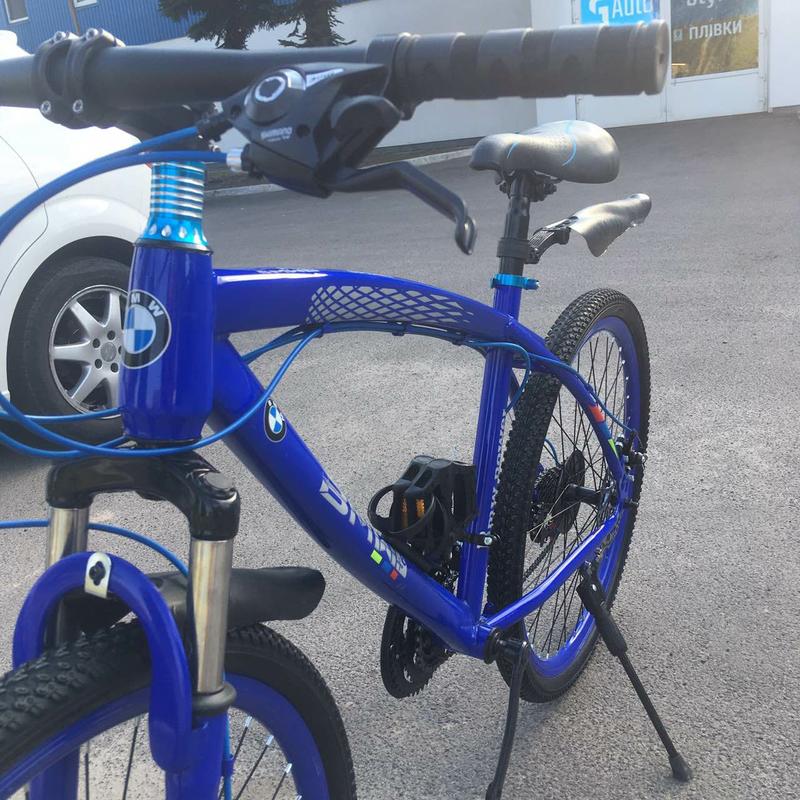 Велосипеды БМВ на литых дисках. Тренд 2019. - Фото 4