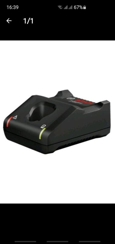 Зарядное устройство Bosch GAL 12V-40 Professional