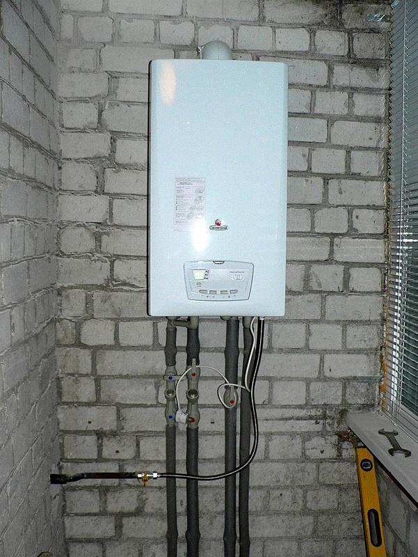 Ремонт,замена и профилактика газовых котлов