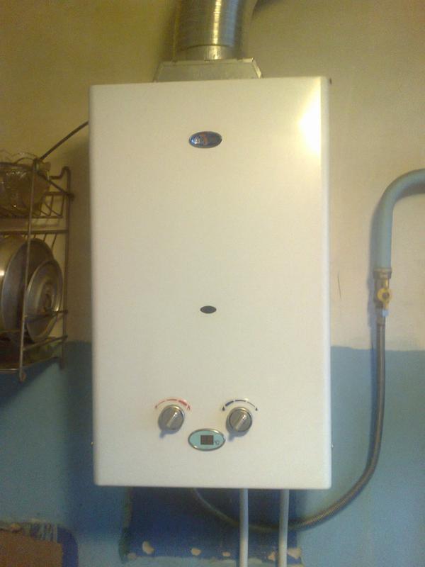 Ремонт,замена и профилактика газовых колонок