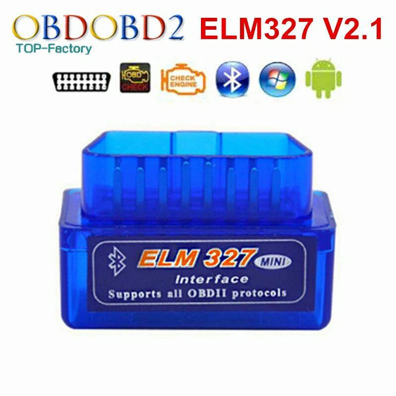 Авто сканер ELM 327 V1,5 з Bluetooth, та WiFi