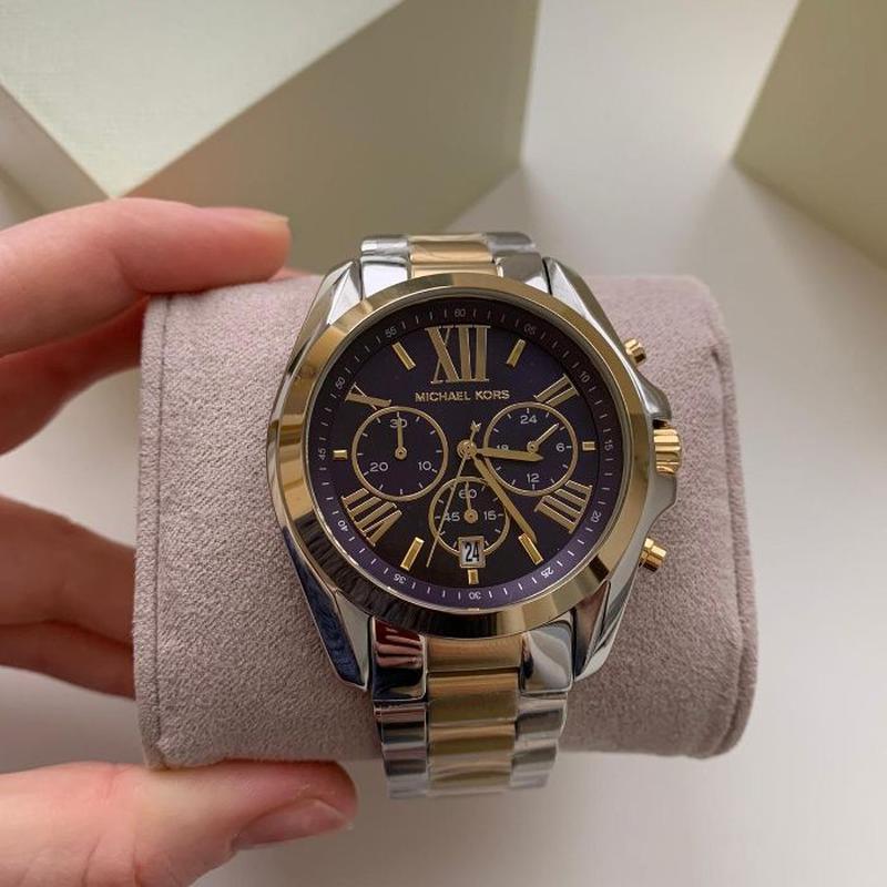 Женские часы Michael Kors MK5976 'Bradshaw' - Фото 3