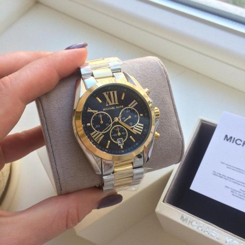 Женские часы Michael Kors MK5976 'Bradshaw' - Фото 4