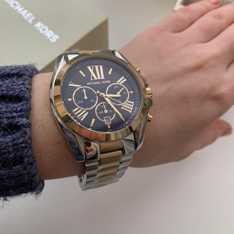 Женские часы Michael Kors MK5976 'Bradshaw' - Фото 5