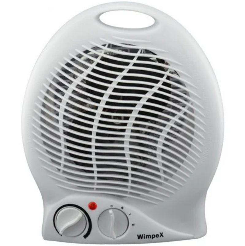 Мощный Тепловентилятор электрический обогреватель Wimpex WX-425 1