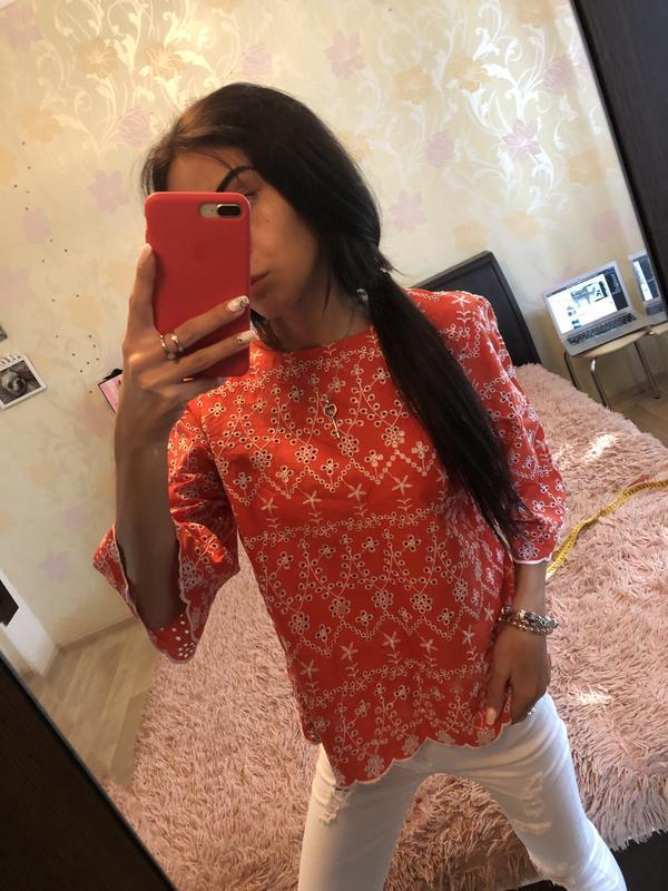 Шикарная блуза m/l !!!