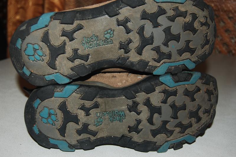 Jack wolfskin деми ботинки 34 размер - Фото 2