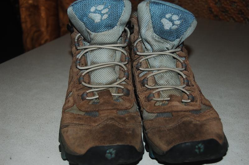 Jack wolfskin деми ботинки 34 размер - Фото 3