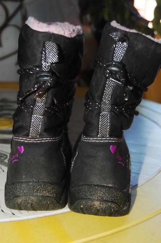 Зимние сапожки superfit 29 размер - Фото 3