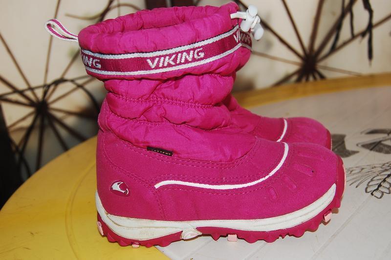 Viking зимние сапожки 25 размер - Фото 3
