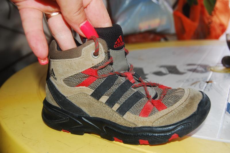 Деми ботинки adidas 27 размер