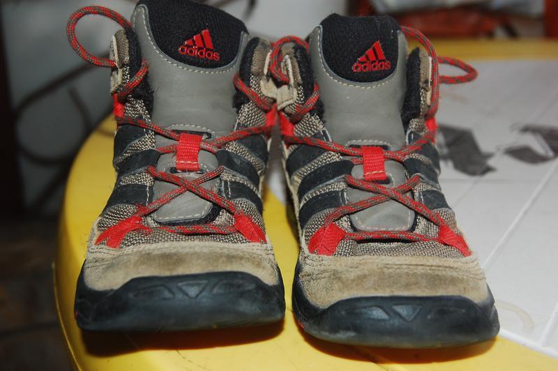 Деми ботинки adidas 27 размер - Фото 2