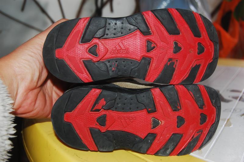Деми ботинки adidas 27 размер - Фото 3