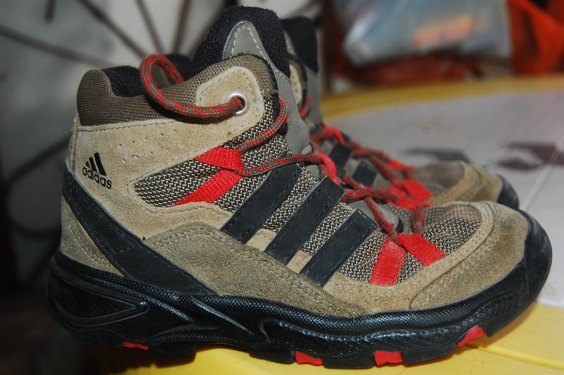 Деми ботинки adidas 27 размер - Фото 4