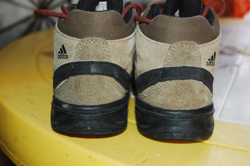 Деми ботинки adidas 27 размер - Фото 5
