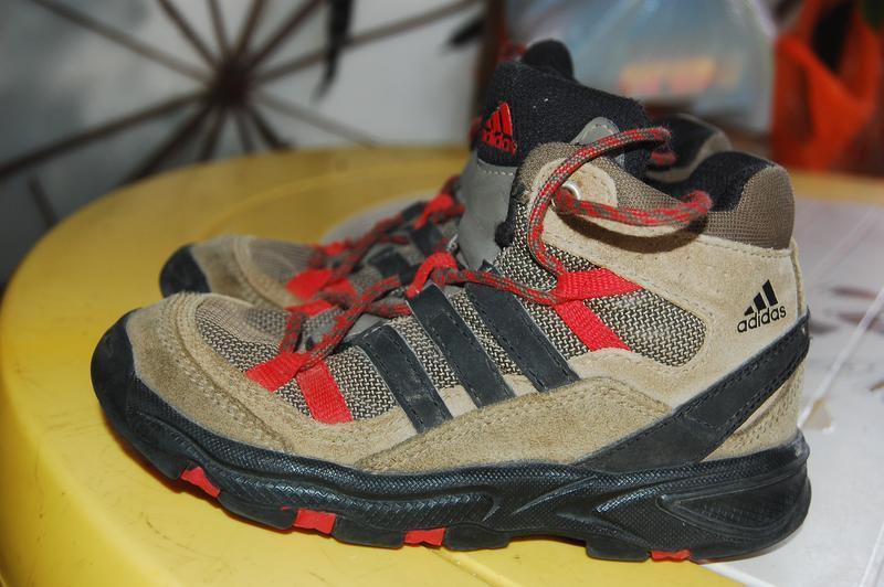 Деми ботинки adidas 27 размер - Фото 6