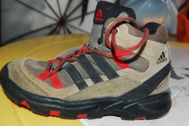 Деми ботинки adidas 27 размер - Фото 7