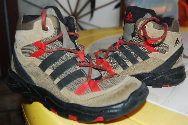 Деми ботинки adidas 27 размер - Фото 8