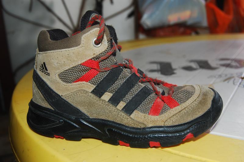 Деми ботинки adidas 27 размер - Фото 9