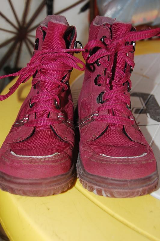 Зимние ботинки superfit  30 размер - Фото 2