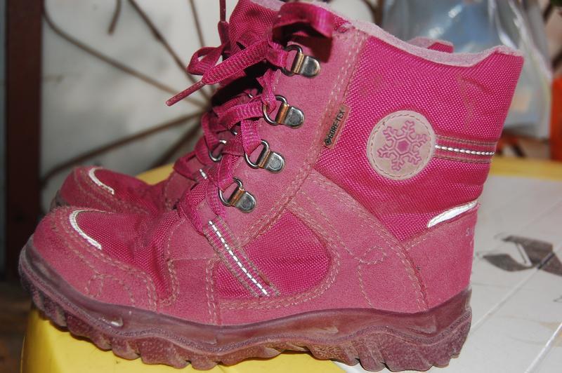 Зимние ботинки superfit  30 размер - Фото 3