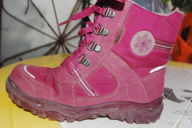 Зимние ботинки superfit  30 размер - Фото 5