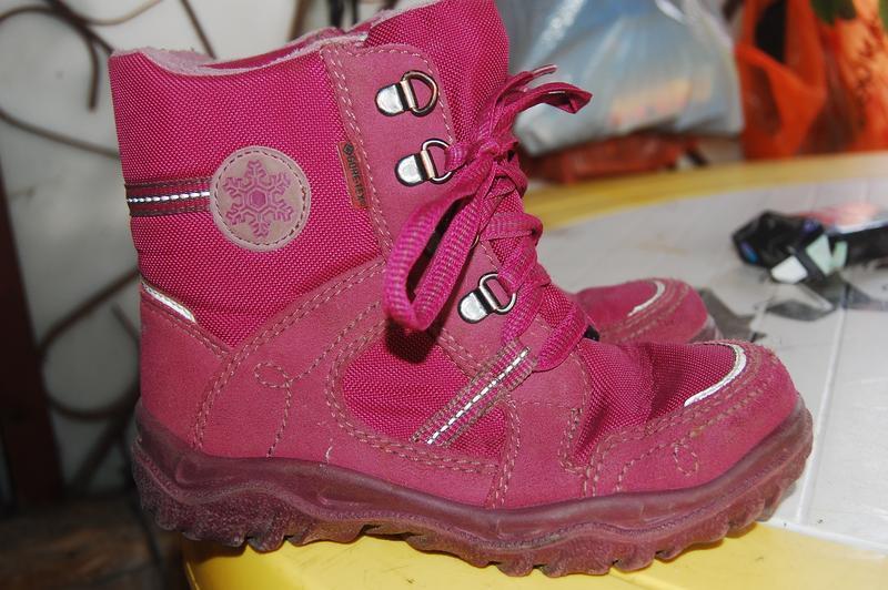 Зимние ботинки superfit  30 размер - Фото 6
