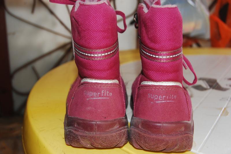 Зимние ботинки superfit  30 размер - Фото 7
