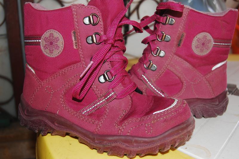 Зимние ботинки superfit  30 размер - Фото 8