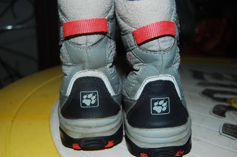 Jack wolfskin зимние ботинки 34 размер - Фото 6