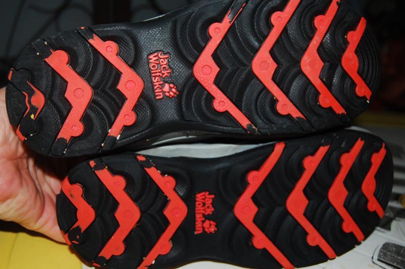 Jack wolfskin зимние ботинки 34 размер - Фото 8