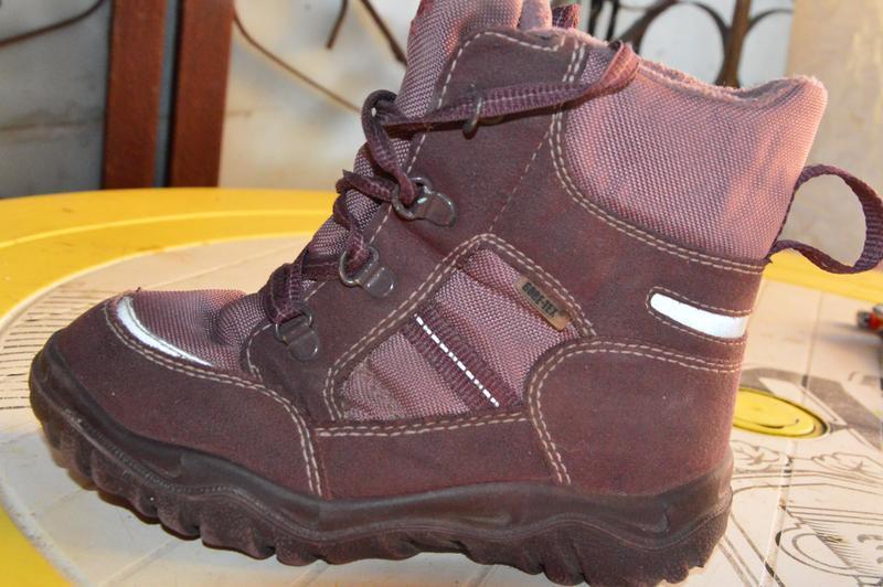 Зимние ботинки superfit 30 р - Фото 3