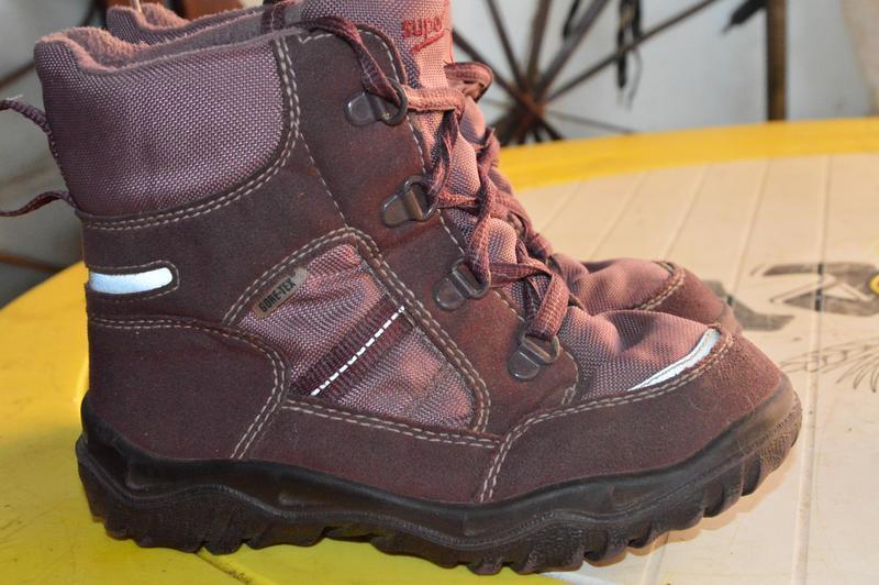 Зимние ботинки superfit 30 р - Фото 4