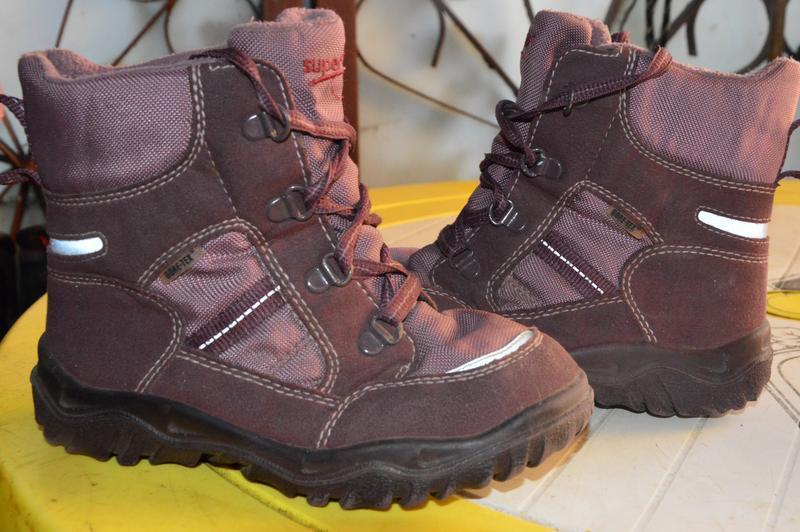 Зимние ботинки superfit 30 р - Фото 5