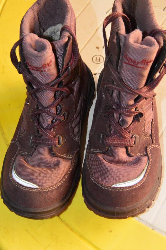 Зимние ботинки superfit 30 р - Фото 6