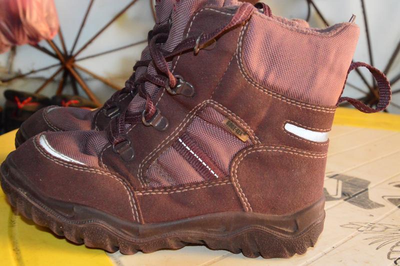 Зимние ботинки superfit 30 р - Фото 7
