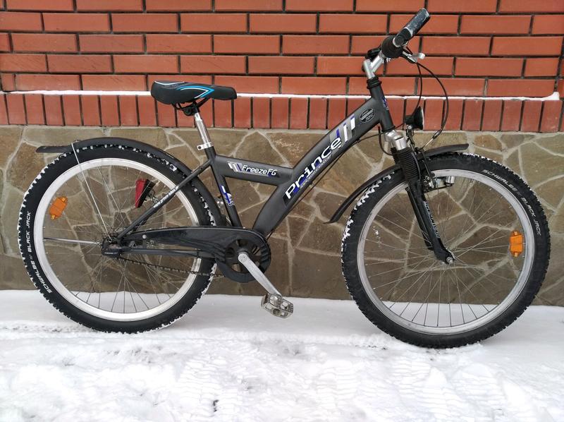 Велосипед на ПЛАНЕТАРНЫХ передачах 7, амортизатор, из Германии