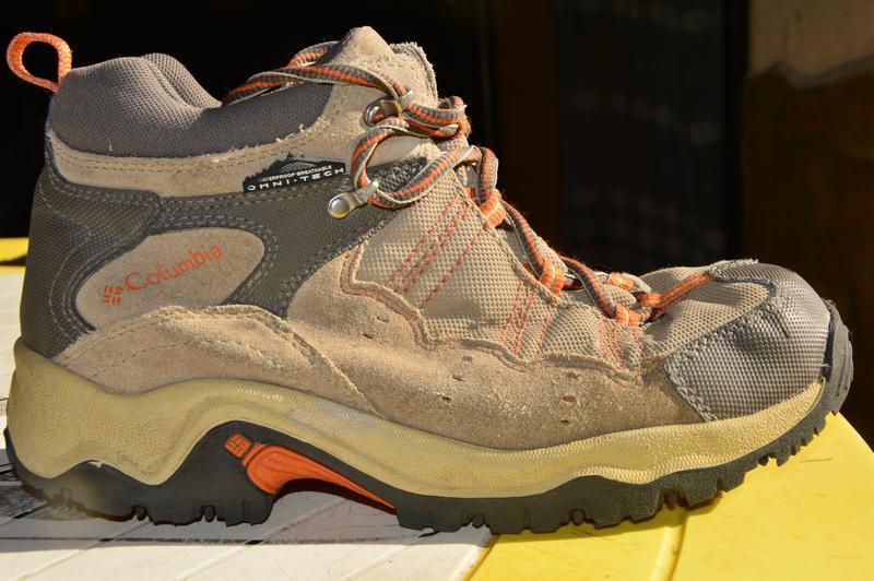 Деми ботинки columbia 39 размер