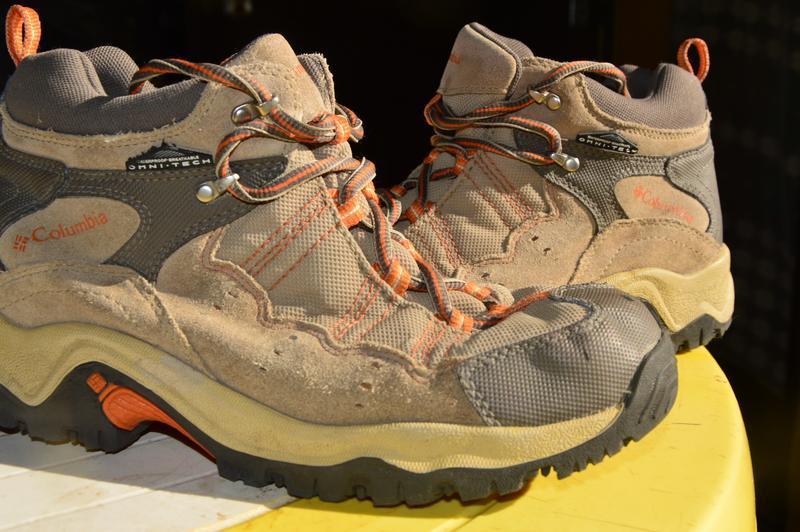 Деми ботинки columbia 39 размер - Фото 2