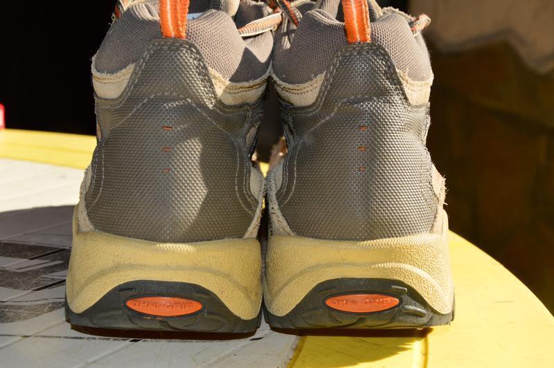 Деми ботинки columbia 39 размер - Фото 3