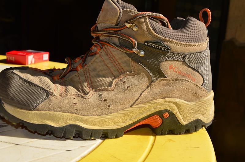 Деми ботинки columbia 39 размер - Фото 4