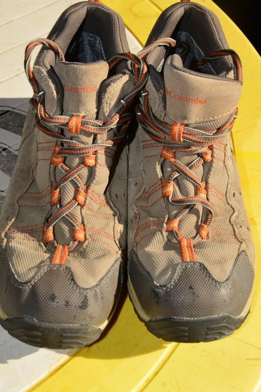 Деми ботинки columbia 39 размер - Фото 5