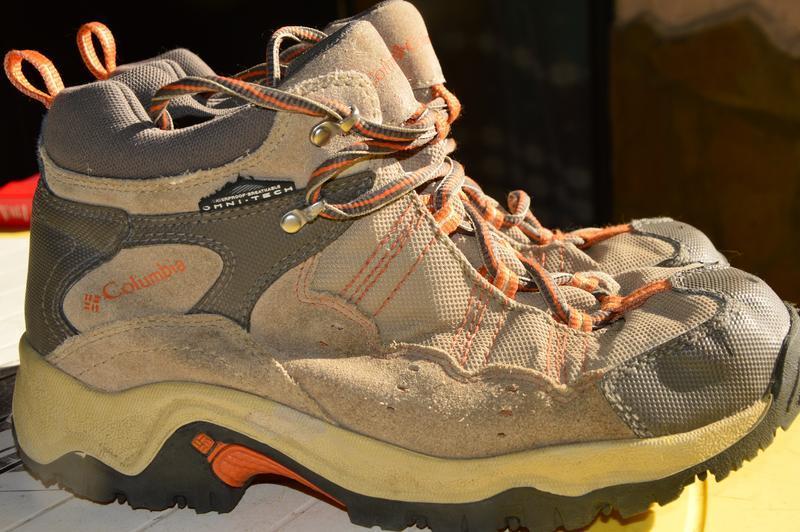 Деми ботинки columbia 39 размер - Фото 6