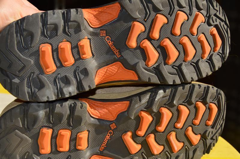 Деми ботинки columbia 39 размер - Фото 8