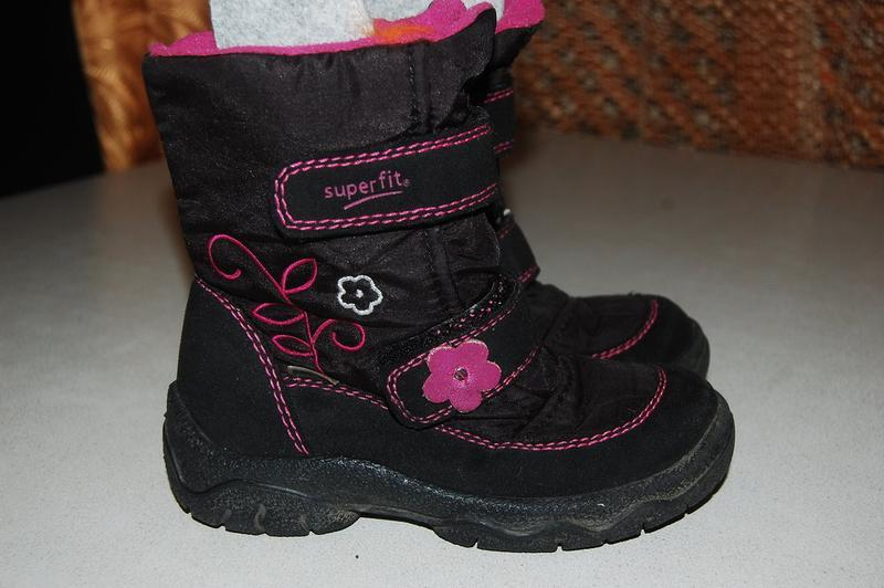 Зимние ботинки  superfit 27 р - Фото 4