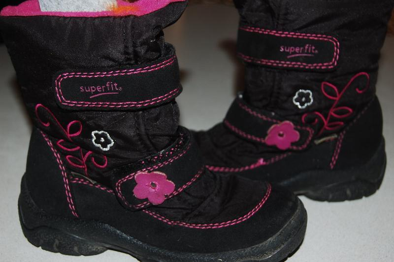 Зимние ботинки  superfit 27 р - Фото 5
